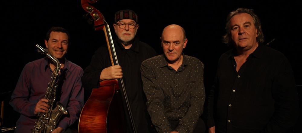 Sébastien Texier, Henri Texier, Jacques Bonnaffé, Dominique Sampiero